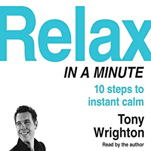 Relax in a Minute Audiobook