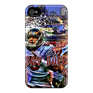 High Quality Phone Cover For Iphone 4/4s With Custom Nice Tampa Bay Buccaneers Pictures SherriFakhry