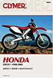 Honda CR125 1998-2002, Clymer Publications Staff, 0892878150