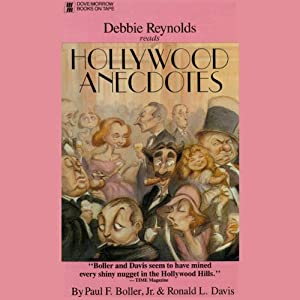 Hollywood Anecdotes Audiobook
