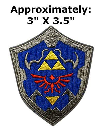 The Legend of Zelda Link Hylian Shield 3