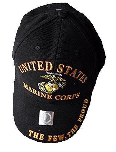 Infinity Superstore US Marine Corps The Few The Proud USMC Marines Baseball  Cap Hat 407C