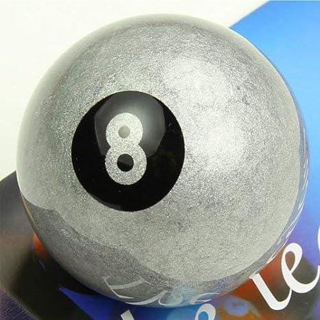 """Aramith Exclusivo 2 """" Premier Silver 8 Ball único Bolas de Billar: Amazon.es: Deportes y aire libre"""