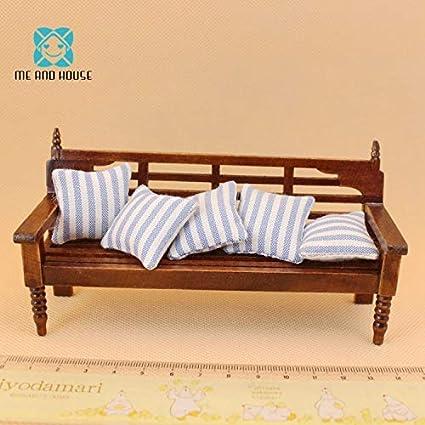 Swell Amazon Com Kiartten 1 12 Scale Furniture Miniature Doll Inzonedesignstudio Interior Chair Design Inzonedesignstudiocom