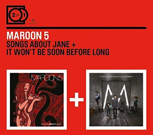 O O Jane Jana New Song Mp3 Download: Maroon 5 Songs About Jane CD Covers