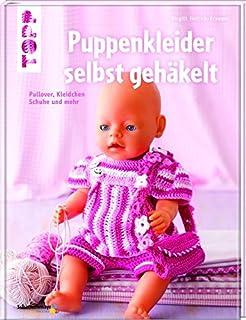 Strick Und Häkelchic Für Modepuppen Kleidung Und Accessoires Für