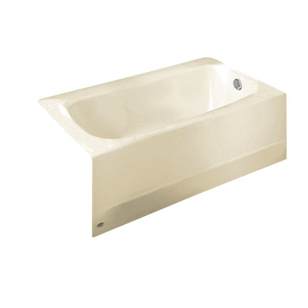 American Standard 2461.002.020 Cambridge 5-Feet Bath Tub with Right ...