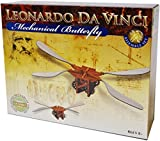 da vinci flying machine - S.T.E.A.M. Line Toys Elenco Leonardo da Vinci Edu-Science - Mechanical Butterfly Assemble Set New