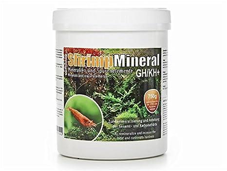 SaltyShrimp Camarón Mineral GH/KH + - 750 g: Amazon.es: Productos para mascotas