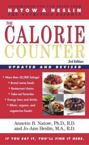 The Calorie Counter: 3rd Edition ebook