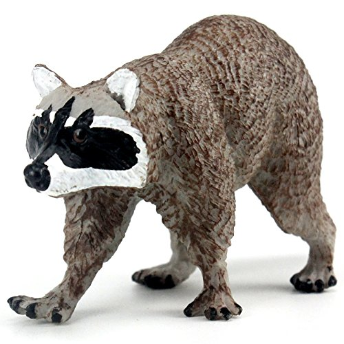 Funshowcase African Jungle Animals Civet Civettictis Civetta Toy Figure Realistic Plastic Figurine Height (Civets Animals)
