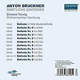 Anton Bruckner: Saemtliche Sinfonien