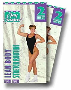 Amazon.com: Gay Gasper: Lean Body & Stretch Routine [VHS]: Gay Gasper: Movies & TV