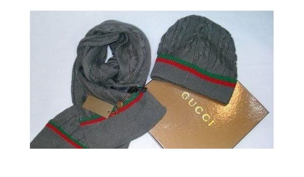 a31c0a94a59 Amazon.com   New Authentic Gucci Beanie and Scarf   Other Products    Everything Else