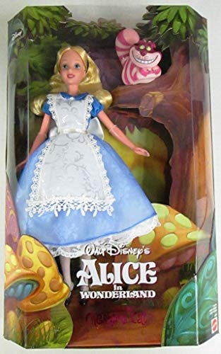 Disneys Alice in Wonderland with Cheshire Cat collector -