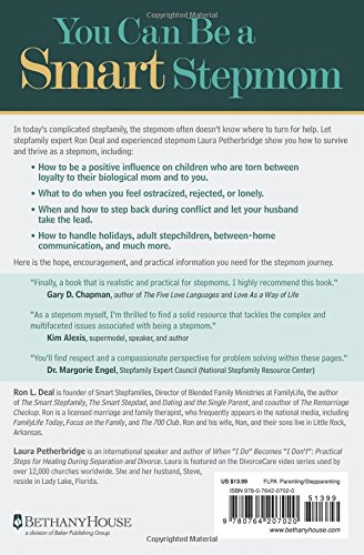 The Smart Stepmom Practical Steps To Help You Thrive Ron L Deal