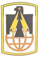 Military Uniform Supply Men's 11th Signal Brigade CSI Badge
