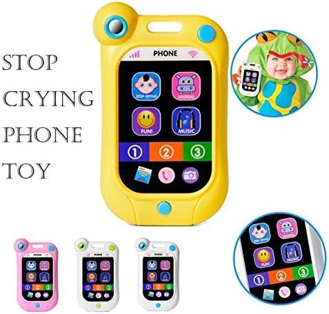 XuBa Niños Smartphone Juguete musical Sound Mobile Baby Stop vinos ...
