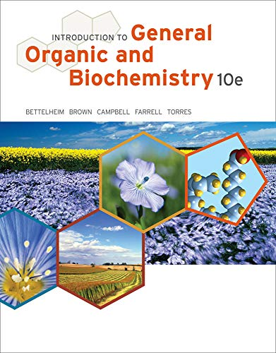 Introduction to General, Organic and Biochemistry (Introduction To General Organic And Biochemistry 11th Edition)