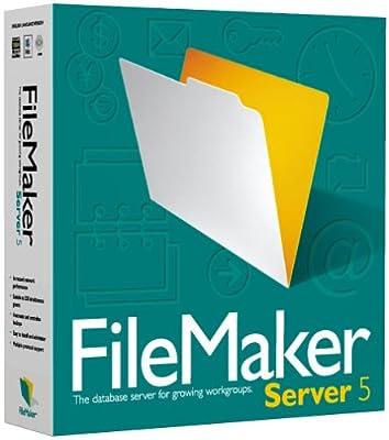 FileMaker Server 5.0
