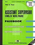 Assistant Supervisor (Child Welfare), Jack Rudman, 0837300517