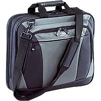 Targus CityLite Laptop Bag for 14-Inch Laptops, Black and Gray (CVR400)
