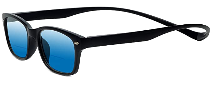 8be55dfca7 Image Unavailable. Image not available for. Color  Magz Greenwich Magnetic Polarized  Bi-Focal Sunglasses