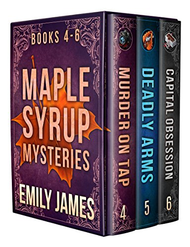 Maple Syrup Mysteries Box Set ebook