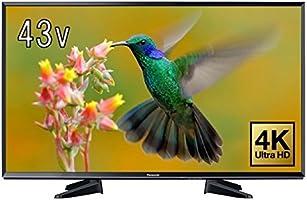 本日限定:パナソニック 43型 4Kテレビがお買い得