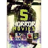 5-Movie Horror Pack 6 [Import]
