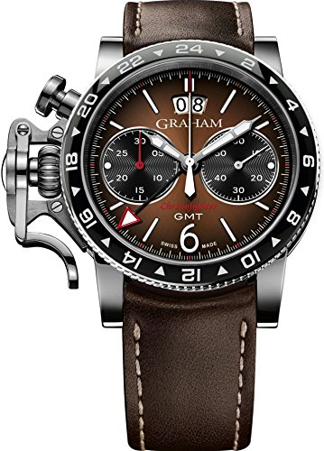 Brown Graham Watch Chronofight