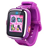 VTech Kidizoom Smartwatch DX - Special Edition - Floral Swirl with Bonus Vivid Violet Wristband