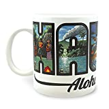 14 oz. Boxed Hawaiian Eddy Y Coffee Mug, Hawaii - Aloha State.