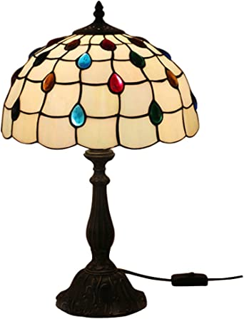 12 Inch Tiffany Style Table Lamps