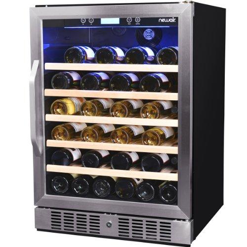 NewAir AWR 520SB Bottle Compressor Stainless