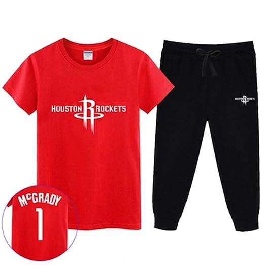 T-SHIRT Jersey De La NBA Conjunto Houston Rockets Harden Chris ...