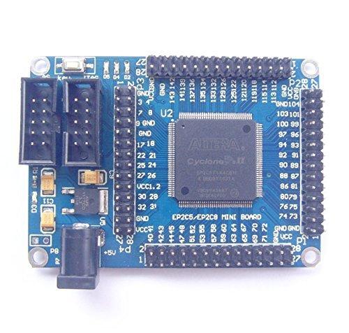 FPGA CycloneII EP2C5T144 Minimum System Development Board Mini Development Board Learning Board by Tebuyus
