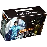 Ultra Pro MAGIC: The Gathering Duel Deck Box Jace vs Vraska Combo Pack