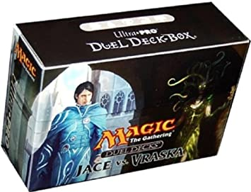 Ultra Pro Dual Deck Box - Caja para cartas Jace vs Vraska ...