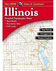 Illinois Atlas and Gazetteer