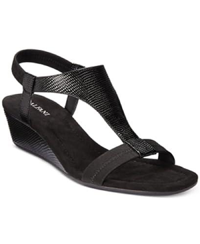 49c6ea8afd Amazon.com   Alfani Women's Vacanza Wedge Sandals   Sandals