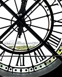 Paris France Musee d'Orsay Clock Photo 8x10 inch print
