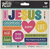 Bella Blvd 1251 Illustrated Faith Basics Stickers, 6
