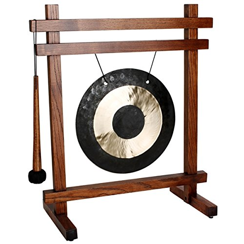 Woodstock Chimes WTG The Original Guaranteed Musically Tuned Gong by Woodstock Chimes (Image #2)