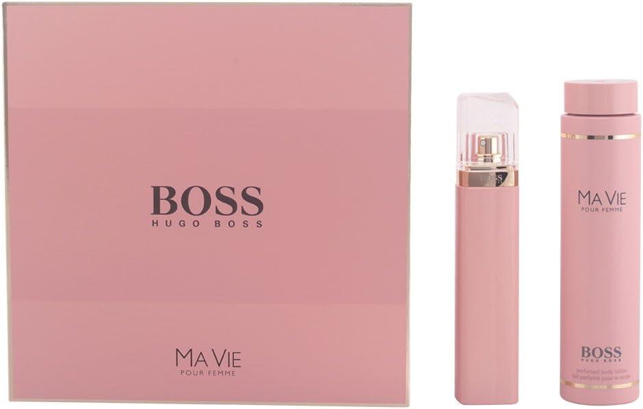 Hugo Boss Ma Vie Pour Femme EDP 75Mililitros 150Mililitros Locion Del Cuerpo: Amazon.es: Belleza