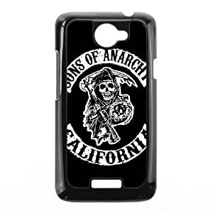 HTC One X Phone Case Black Sons Of Anarchy IH4493770
