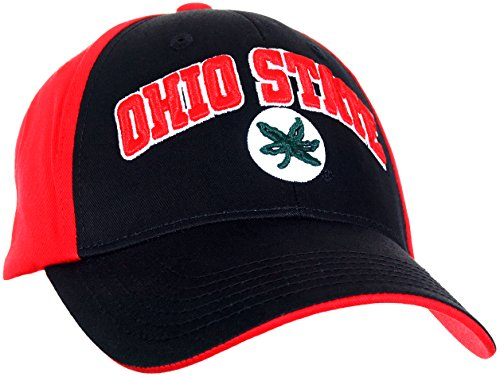 Ohio State Buckeyes Men's Sonic Ball Cap (Team Polo Caps Set)