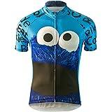 Brainstorm Gear 2015 Men's Cookie Monster Cycling Jersey