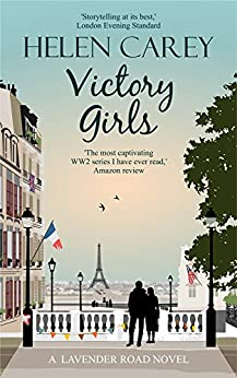 Victory Girls (Lavender Road Book 6) by [Carey, Helen]