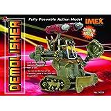 Demolisher Robogear Model Kit Easy Assembly